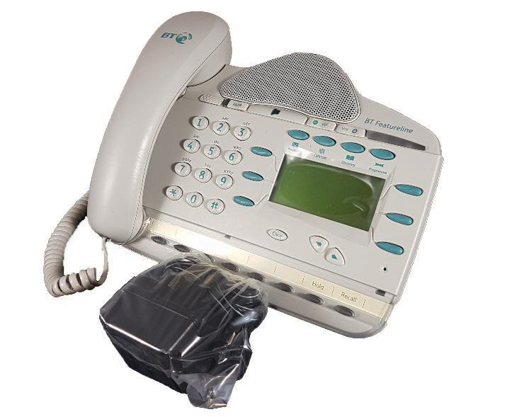 BT Featureline MKII Handset White Refurbished