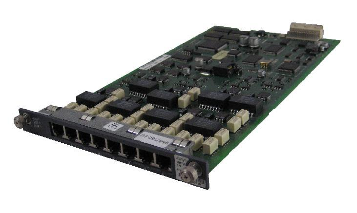 Avaya MM720 BRI Media Module