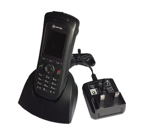 Mitel 5624 Wifi Phone With Charger & PSU