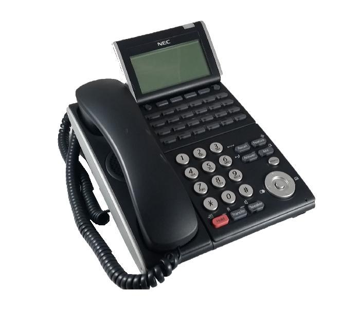 Nec Dtl 24d 1p Bk Deskphone