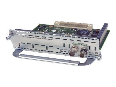 Cisco NM-1A-E3-VO1 E3 ATM Network Module 1 Port