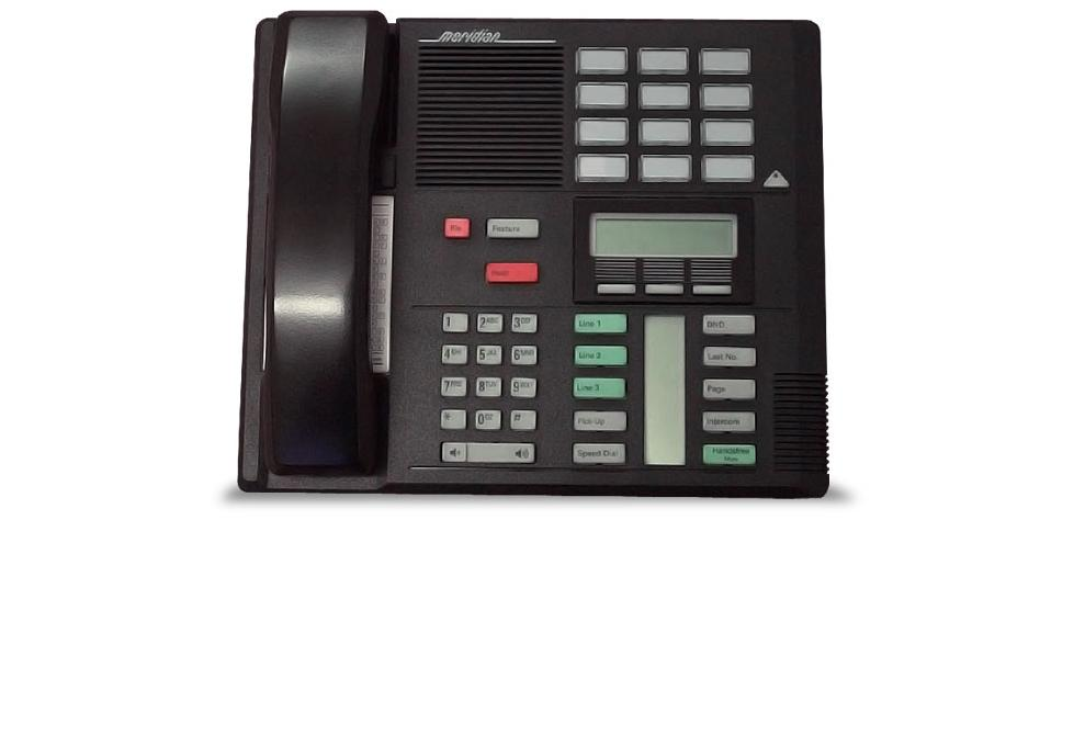 Nortel Meridian M7310 Black