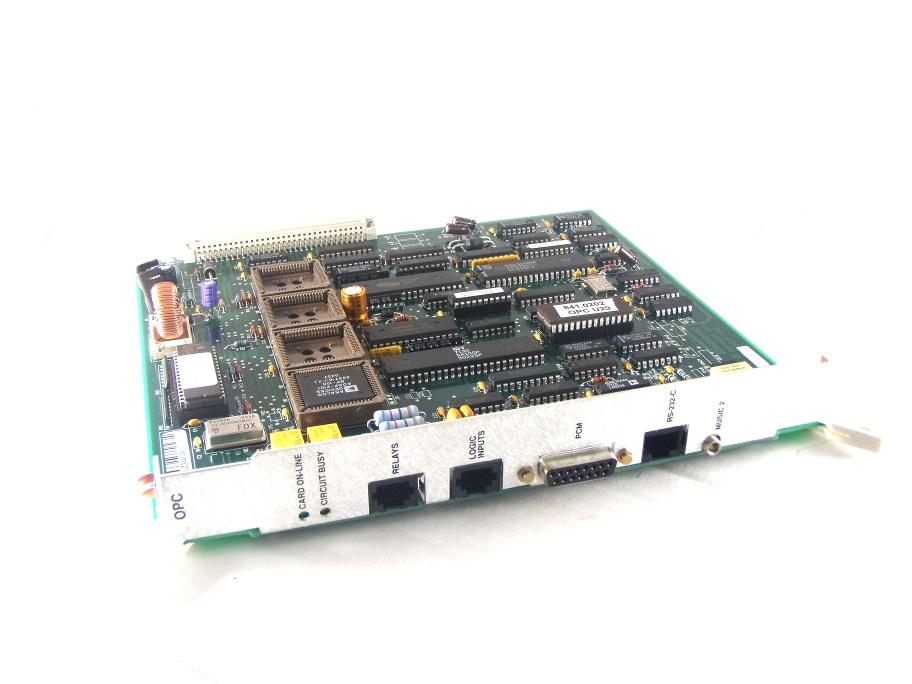 Inter-tel Axxess OPC Card