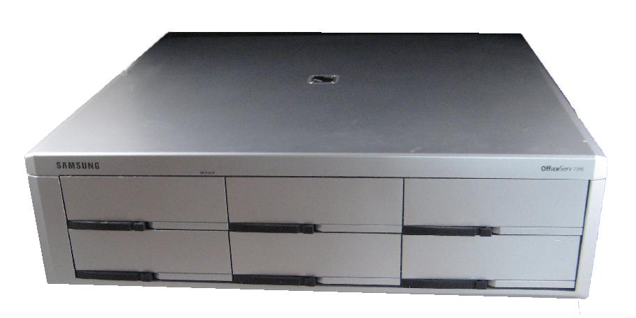 Samsung OfficeServ 7200 Control Unit