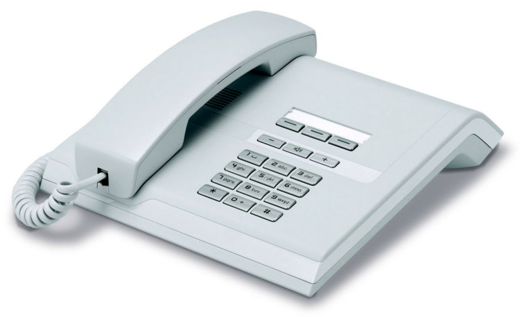 Siemens Openstage 10 T Ice Blue Telephone