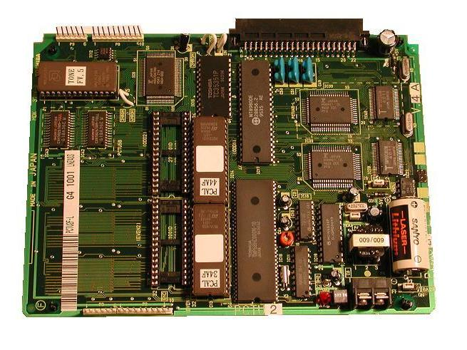 Toshiba PCTU2F-L Processor Card