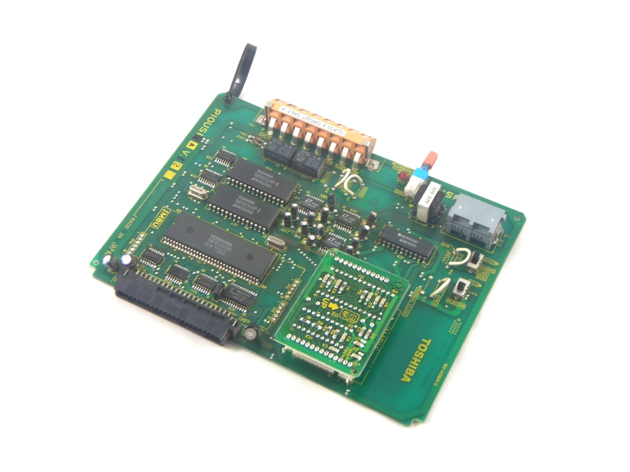 Toshiba PIOUS1A Reduced Misc Interface Card