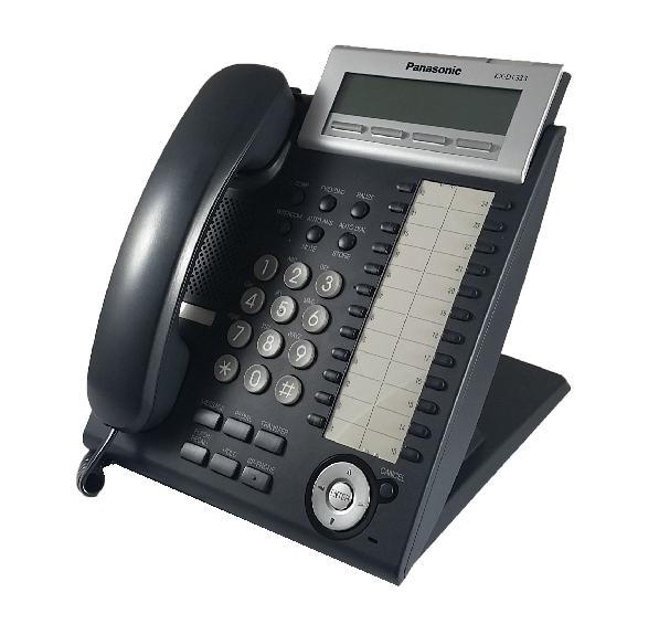 Panasonic KX-DT333 Digital Telephone Black