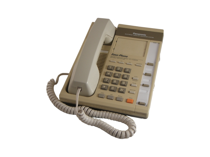 Panasonic KX-T30850 Telephone White