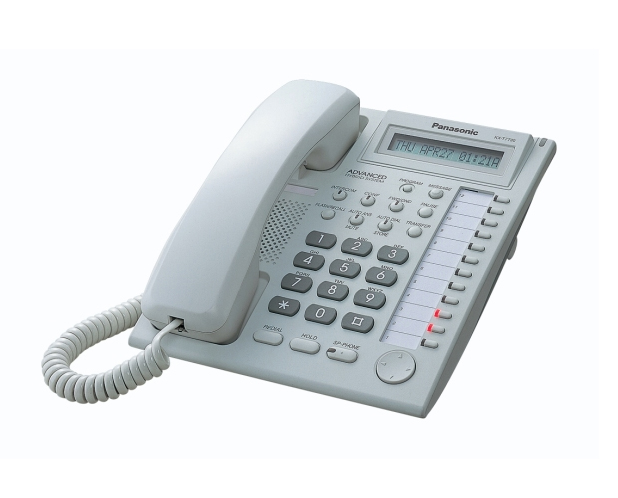 Panasonic KX-T7730 Digital Telephone White