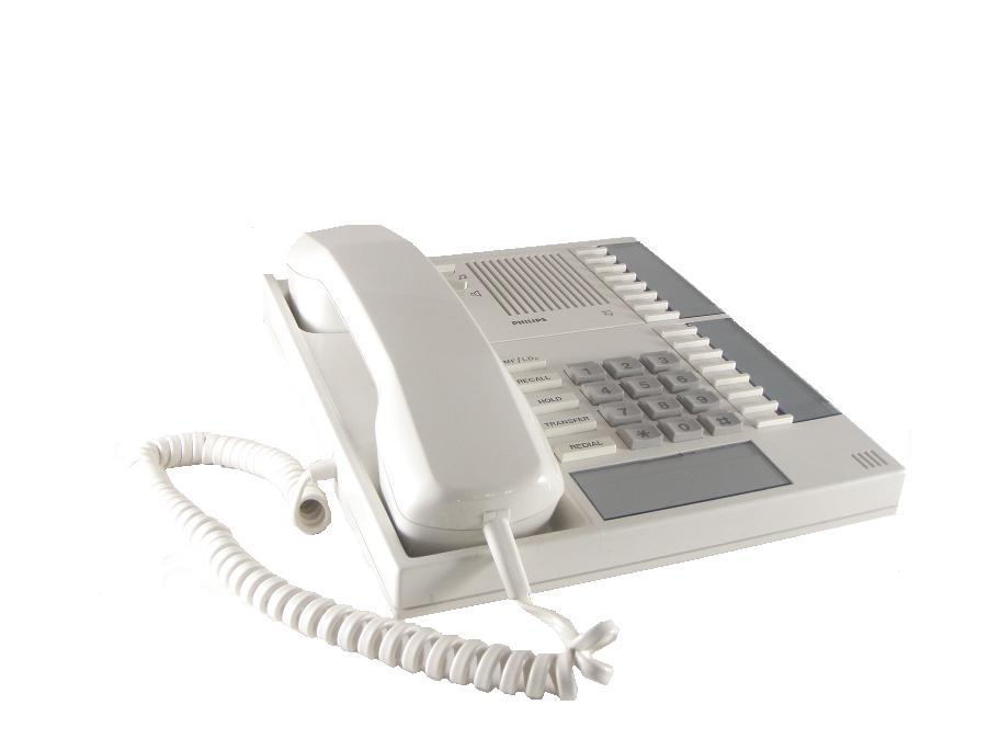 Philips 9504-036-99002 Handset White