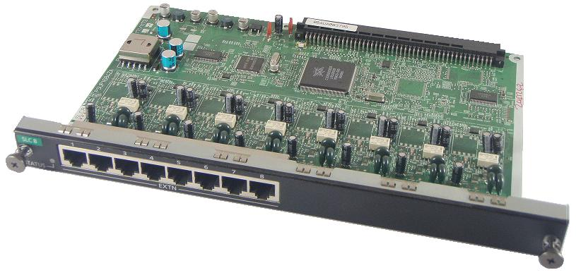 Panasonic NCP 8 Port Analogue Extension Card (SLC8)