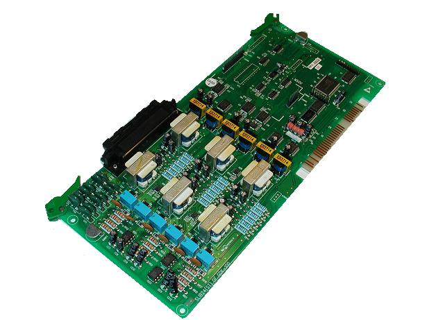 LG GDK-100 Single Line Interface Board SLIB 24 (ST) Card