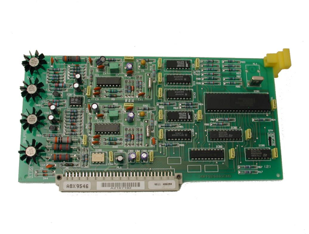 SDX Subscriber Line Card (SLC)