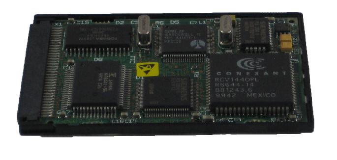 Siemens IMOD Remote Maintenance Card