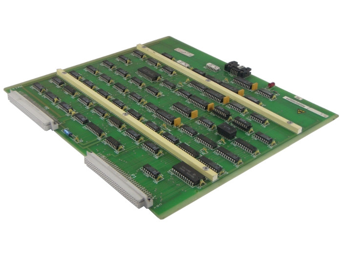 Siemens ISDX Rotary Register Card