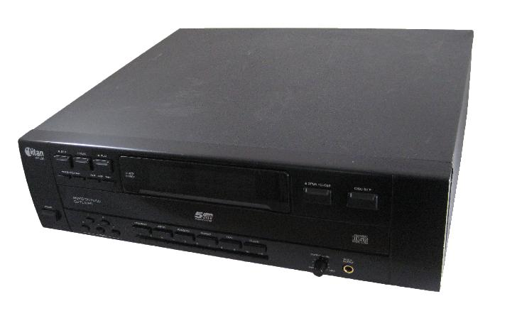 Titan CD520 Music on Hold CD Player