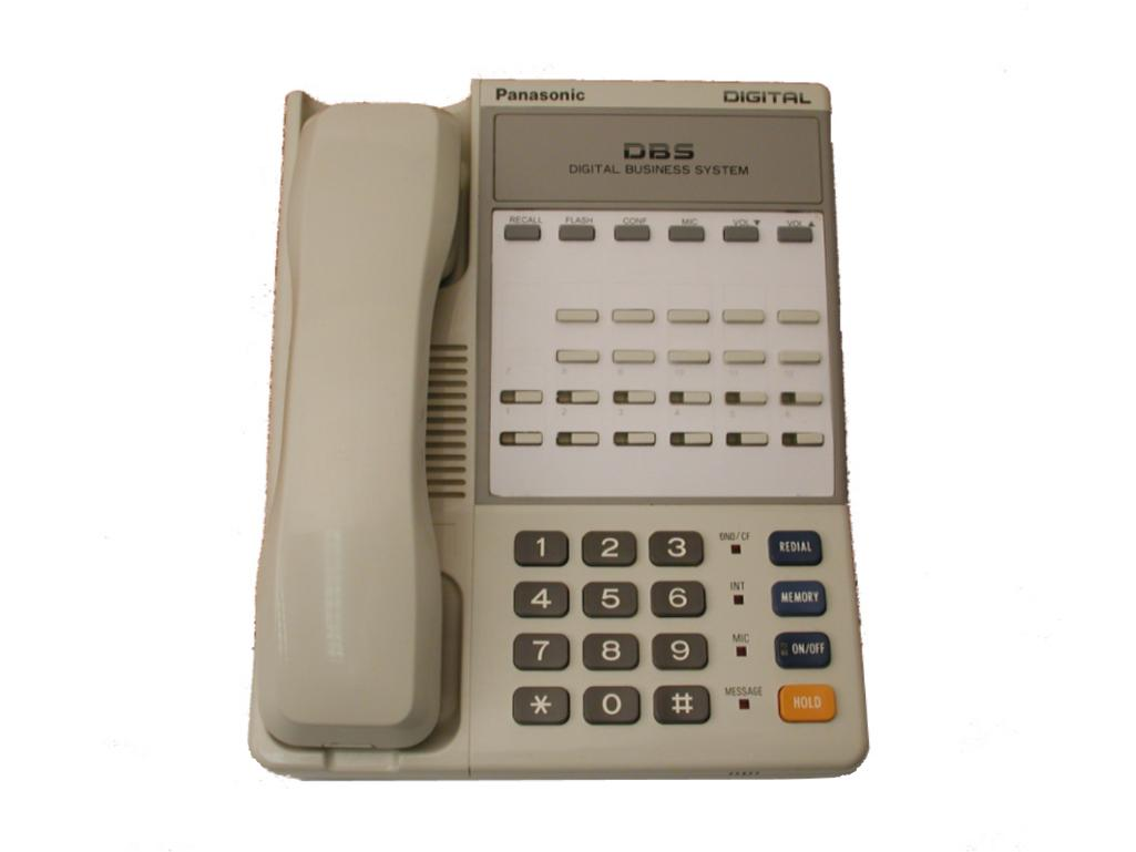 Panasonic VB-3411 Telephone White