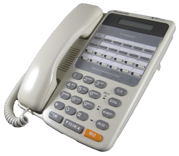 Panasonic VB-9411DSUK Telephone White