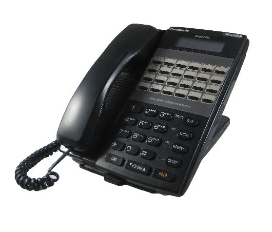 Panasonic VB-D411DSUKB Phone Black