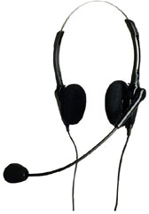 GN Netcom Advantage Plus Corded Headset (Binaural) - New
