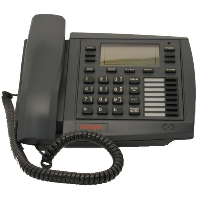 Avaya INDeX 2030 Phone