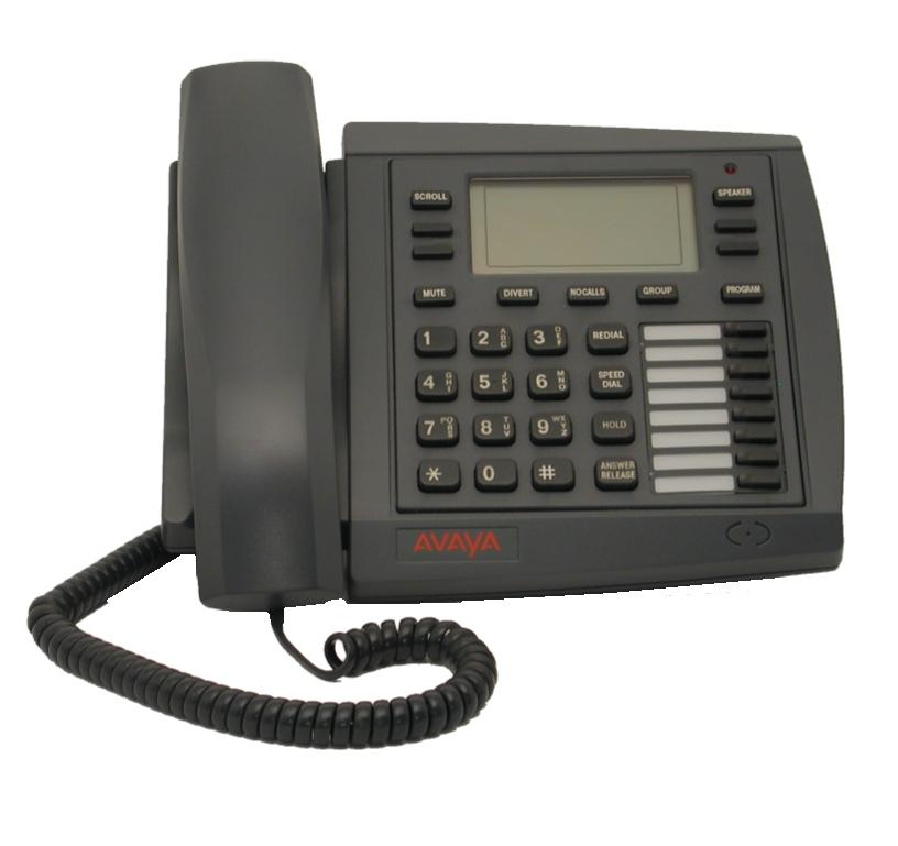 Avaya INDeX 2050 Phone