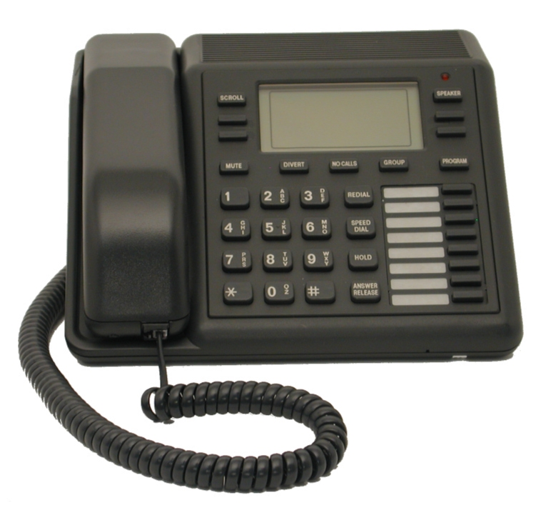 Avaya INDeX DT4 Phone
