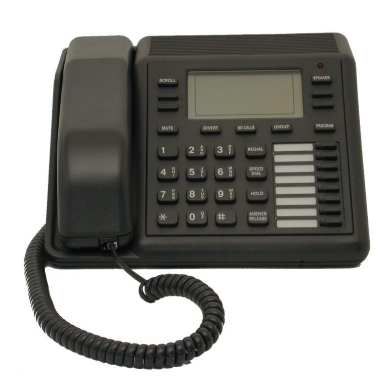 Avaya INDeX DT5 Phone