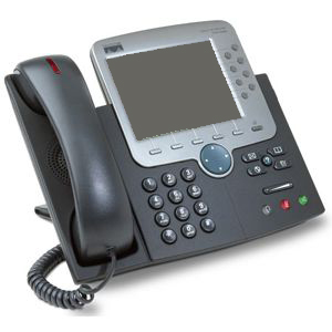 Cisco 7970G IP Telephone