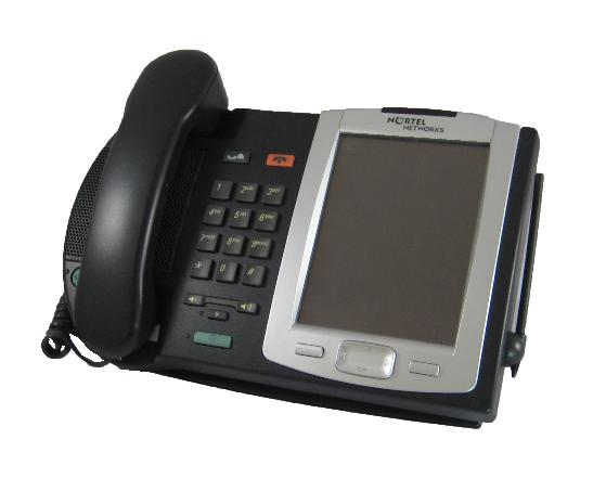 Nortel i2007 IP Telephone Black/Silver