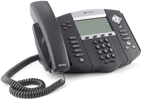 Polycom SoundPoint IP550 Telephone