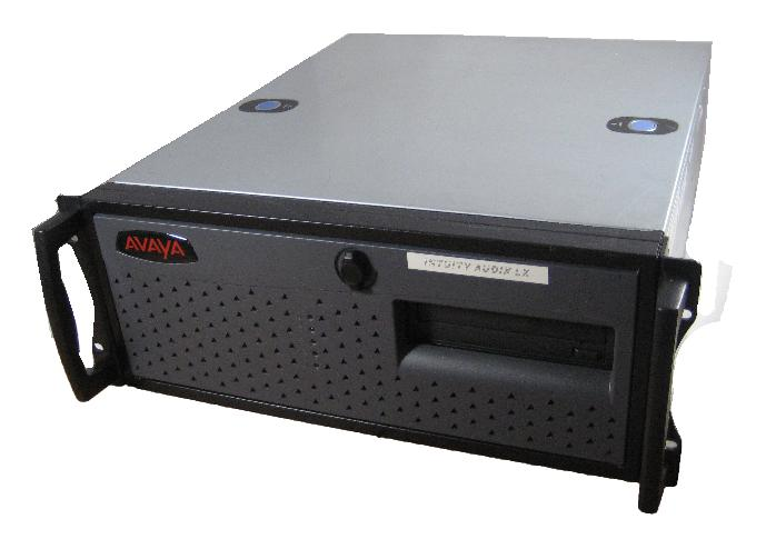 Avaya Audix LX S3210 Voice Message Server