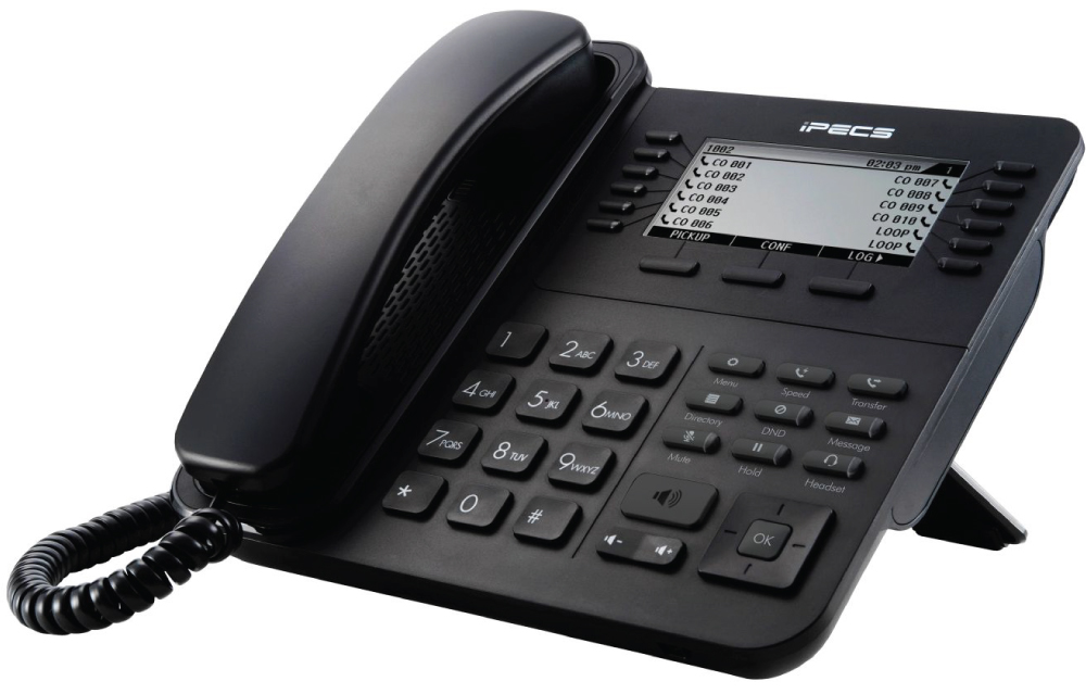 LG LIP-9040 IP Phone Black