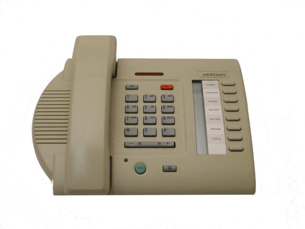 BT Meridian Option M3110 Telephone Grey