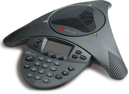 Polycom Soundstation VTX 1000 Conference Station