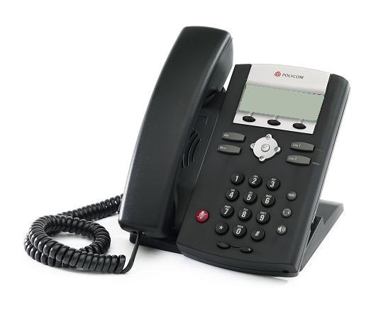 Polycom Soundpoint IP 321 Telephone