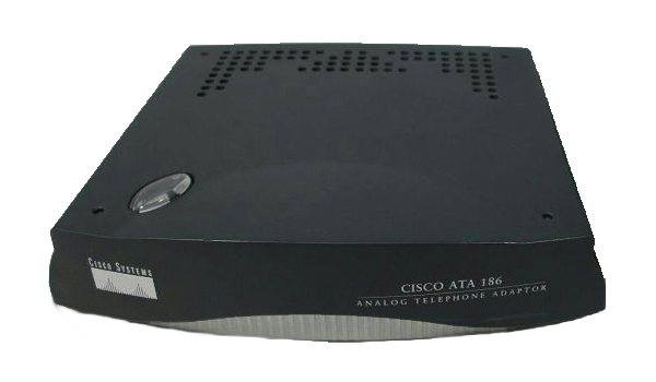 Cisco ATA 186 - Analogue Terminal Adaptor - New