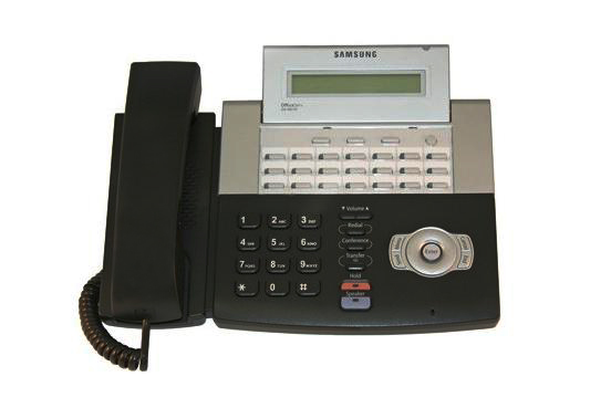 Samsung ITP-5021D 21 Button IP Phone Black/Silver