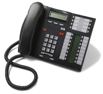 Nortel T7316E Telephone Charcoal